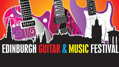 IFDNRG host for Edinburgh Guitar and Music Festival