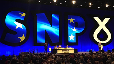 Live streaming for SNP