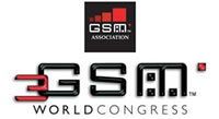 3 gsm mobile conference logo